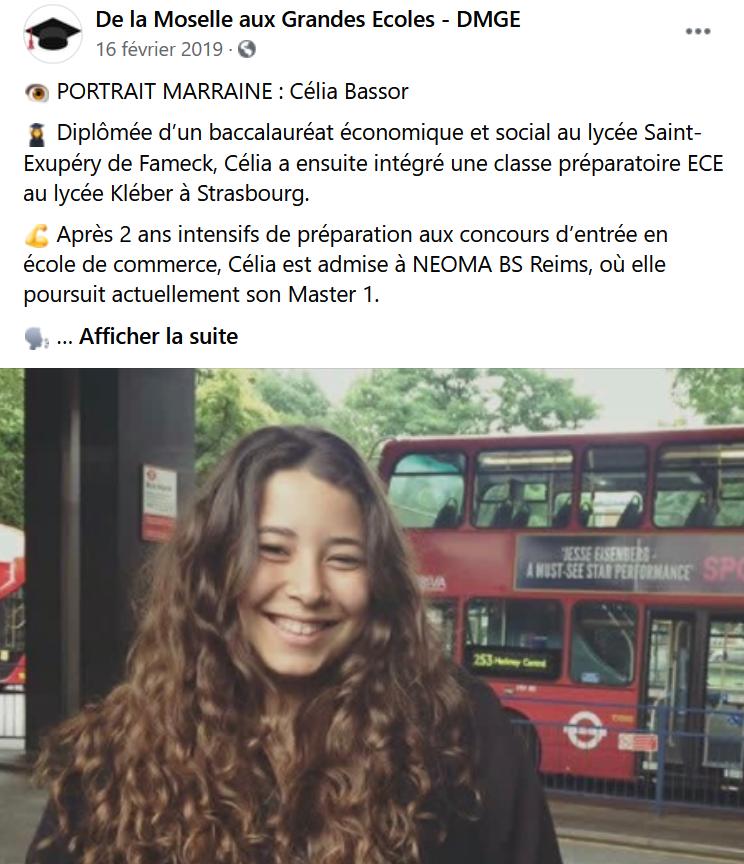 Portrait Célia Bassor